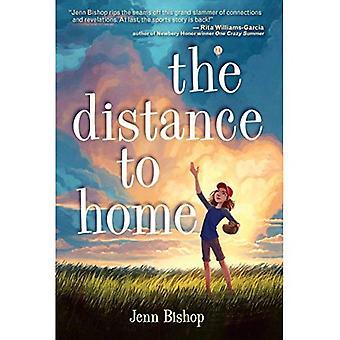 Avståndet till hemmet