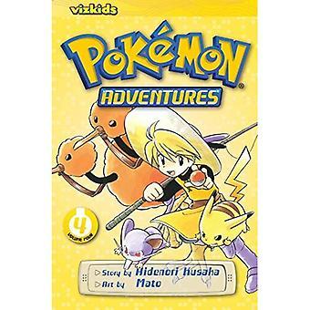 Pokémon Abenteuer, Band 4 (Pokemon Adventures (Viz Media))