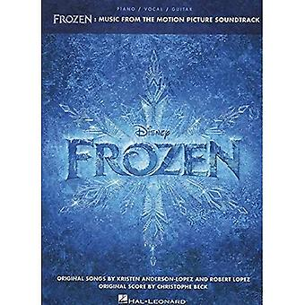 Frozen: Music from the Motion Picture Soundtrack (PVG) (Piano, Vocal, Guitar Songbook)
