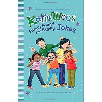 Katie Woo's Funny Friends and Family Jokes (Katie Woo's Joke Books)