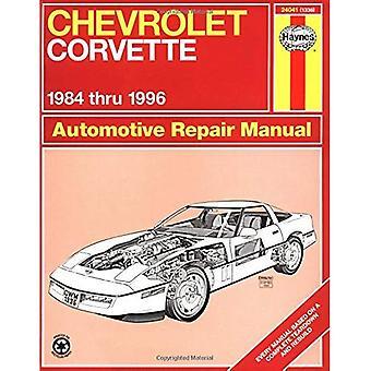 Manuel de réparation automobile Chevrolet Corvette (1984-1996)