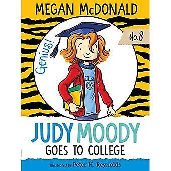 Judy Moody vai para a faculdade (Judy Moody)