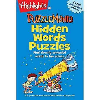 Hidden Words Puzzles (Puzzlemania)