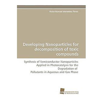 Developing Nanoparticles for Decomposition of Toxic Compounds by Menendez Flores & Victor Manuel