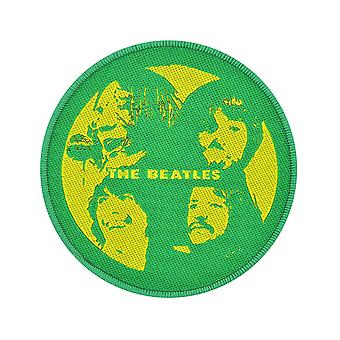 The Beatles Let It Be Woven Patch