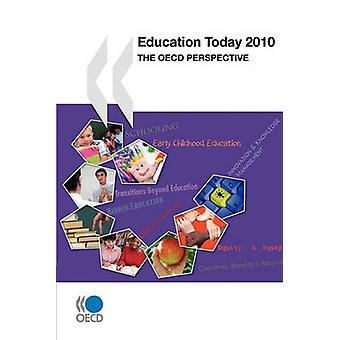 Educação hoje 2010 a OCDE perspectiva pela publicação da OCDE