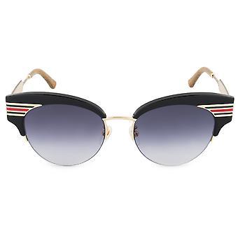 Gucci Cat Eye Sunglasses GG0283S 001 53