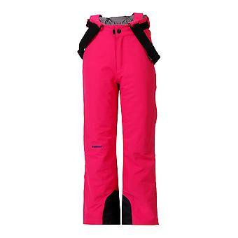 Ziener Kids Girls Altan Ski Pant Junior Pants Salopettes Trousers Bottoms