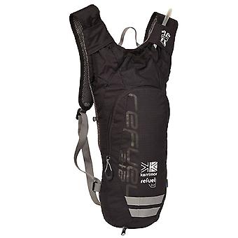 Karrimor Mens Refuel 2+2 Litre Hydration Day Pack Backpack