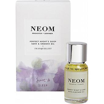 Neom Tranquility Perfect Night's Sleep Bath & Shower Oil