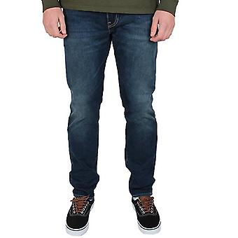 Levis 512 men's adriatic adapt slim taper fit jeans