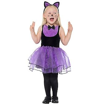 Cat costume infant toddler cat costume Carnival