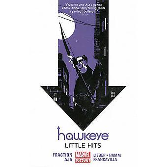 Hawkeye - Volume 2 - Little Hits (Marvel Now) by Matt Fraction - Javier