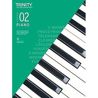 Piano Exam Pieces & Exercises 2018-2020 Grade 2 - with CD & Teaching