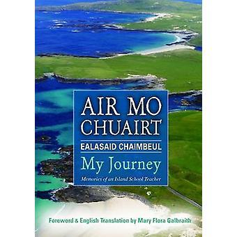 Air Mo Chuairt - My Journey - 9780861525546 Book
