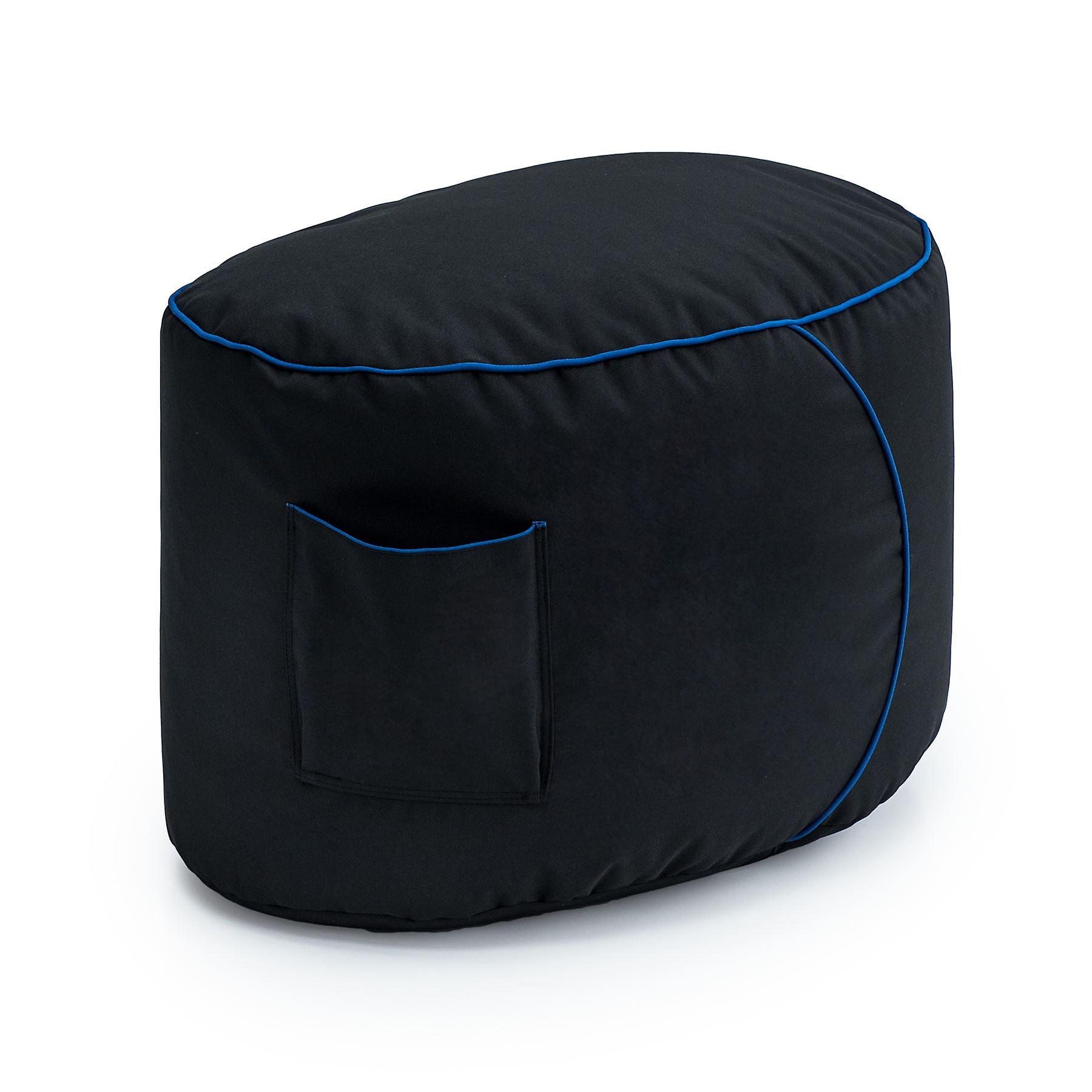 Cerulean Game LightningblueBean Over Gaming Pouffe Footstool Bag rCsdQth