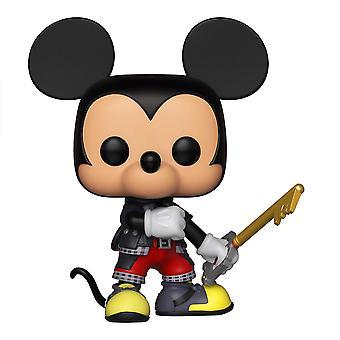 Kingdom Hearts 3 Pop! Vinyl figurine 489 Mickey in plastic, by Funko, in gift box.