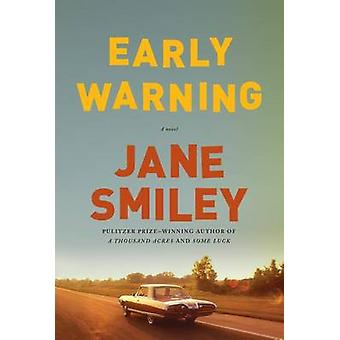 Early Warning (large type edition) by Jane Smiley - 9781594139093 Book