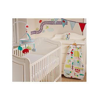 Gro All Aboard Safer Sleep Nursery Set