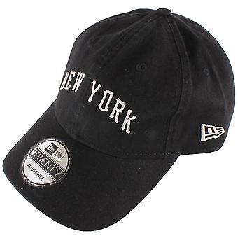 Новая эра 9TWENTY Винтаж Нью-йорк Янкиз Cap - Черный