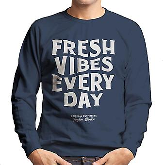 London Banter Fresh Vibes Every Day Men's Sweatshirt