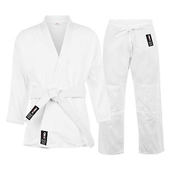 Cimac Mens Judo Martial Arts Suit Sports Training Exercise Clothing