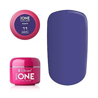 Base one-Matt-Violet dream 5 g UV gel