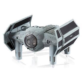 Drone téléguidé Propel Star Wars Tie Fighter Standard Box 35 mph 2.4 GHz Gris