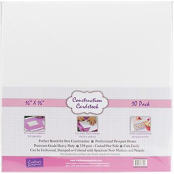 Crafter's Companion Construction Cardstock 16