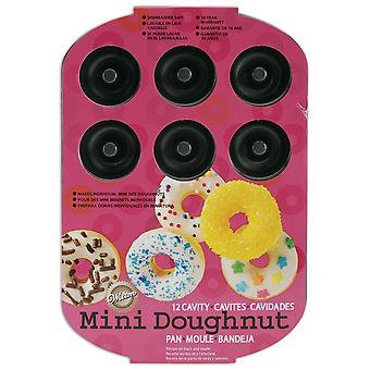 Mini Doughnut Pan 12 Cavity W0614