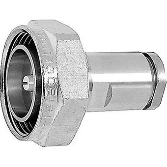 7-16 DIN connector Plug, straight 50 Ω Telegärtner J01120A0103 1 pc(s)