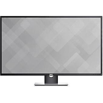 LED 108 cm (42.51 ) Dell Professional P4317Q EEC B 3840 x 2160l UHD 2160p (4K) 8 ms HDMI™, USB 3.0, VGA, RS232, Displa