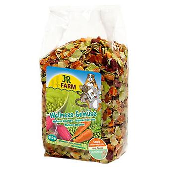 Jr Farm Wellness Verdure (Roditori , Snack)