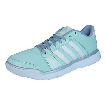 Adidas Essential Fun Womens Fitness Trainers / chaussures - vert
