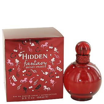 Hidden Fantasy By Britney Spears Edp Spray 100ml