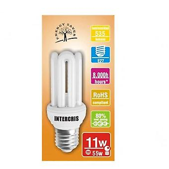 Intercris 8000h saving bulb 11w 005 (Home , Lighting , Light bulbs and pipes)