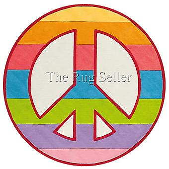 Peace Symbol Rugs 4125 75 By Arte Espina