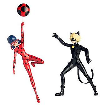Bandai Miraculous Ladybug Jumps And Flies (Toys , Dolls And Accesories , Dolls , Dolls)
