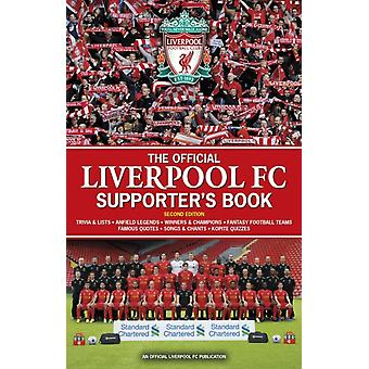 The Official Liverpool FC Supporter's Book (Hardcover) by White John