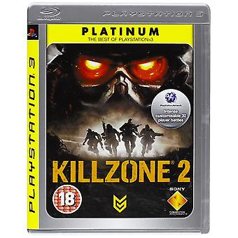 Killzone 2 - Platinum Edition PS3 Spiel