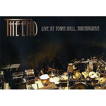 Enid - Enid Live at Town Hall Birmingham [DVD] USA import