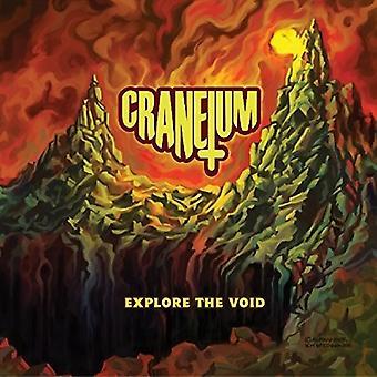 Craneium - udforske tomrum [Vinyl] USA importen