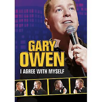 Gary Owen: Ich schließe mich [DVD] USA import
