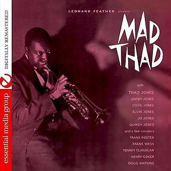 Thad Jones - Mad Thad [CD] USA import