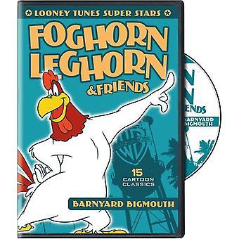 Foghorn Leghorn & amis [DVD] USA import