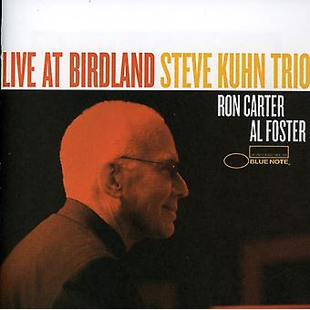 Steve Kuhn Trio - Live at Birdland [CD] USA import