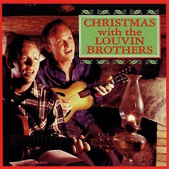 Louvin Brothers - Christmas with [CD] USA import