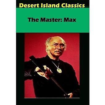 Master: Max [DVD] USA import