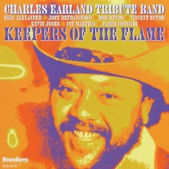 Earland, Charles Tribute Band - Keepers of the Flame [CD] USA import