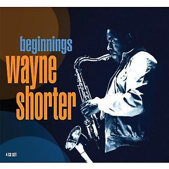 Wayne Shorter - Beginnings [CD] USA import